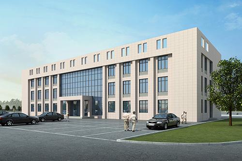 新厂办公楼